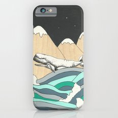 Over the Ocean Slim Case iPhone 6s