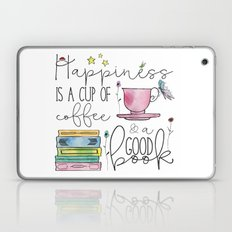 Happiness is... Laptop & iPad Skin