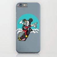 Dr. Strangemouse iPhone 6 Slim Case