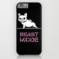 Beast Mode Frenchie iPhone 6 Slim Case