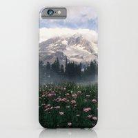 Mt Rainier iPhone 6 Slim Case