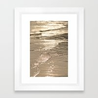 Shine on Framed Art Print