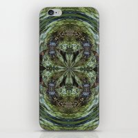 Reflection In A Creek # … iPhone & iPod Skin