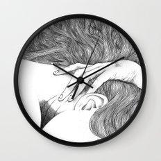 asc 629 - Le geste furtif (Stealth rapture) Wall Clock