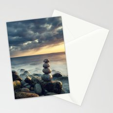 Balance in the Sea Stationery Cards