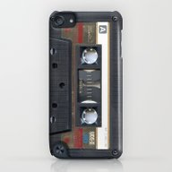 Cassette Gold iPod touch Slim Case