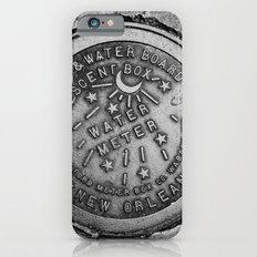 New Orleans Water Meter Slim Case iPhone 6s