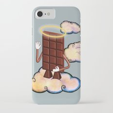 May Chocolate lord bless you! iPhone 7 Slim Case