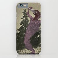 iPhone Cases featuring UNTITLED by Julia Lillard Art