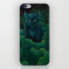 Jungle Cat iPhone & iPod Skin