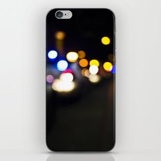 New York Lights iPhone & iPod Skin