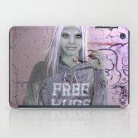 FREE HUGS iPad Case