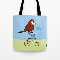 I'm Going Shopping Tote Bag