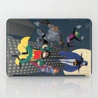 Teen Titans iPad Case