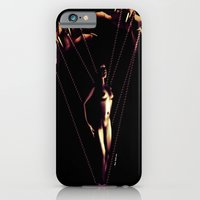 iPhone & iPod Case featuring Her Last Dance  by    Amy Anderson