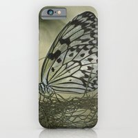 iPhone & iPod Case featuring Butterfly by Mary Kilbreath
