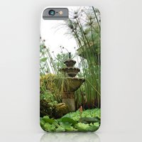 iPhone & iPod Case featuring Lush Hideaway by Feamor Tiosen