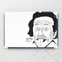 Albert Einstein iPad Case