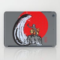 Aang In The Avatar State iPad Case