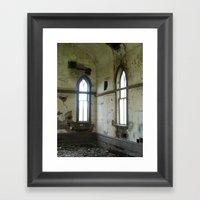 AMEN Framed Art Print