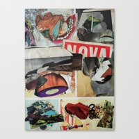 Philosophy Of Failure Canvas Print