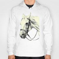 Horse-portrait Hoody