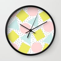 Be Your Beautiful Self Wall Clock