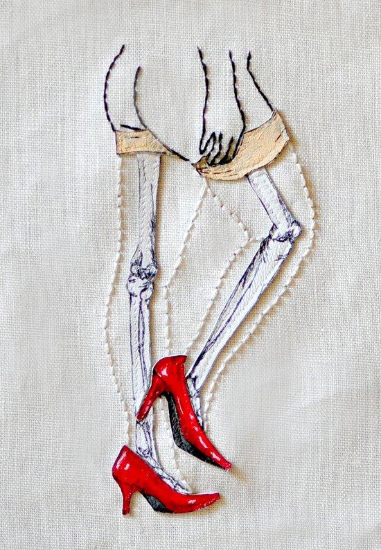 States of Undress No. 11 Art Print