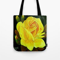 A Rose for You Tote Bag