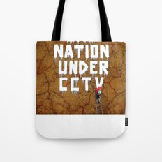 Big Brother is Watching Tote Bag