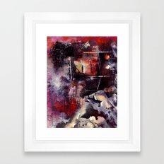 Mechanical Nature Framed Art Print