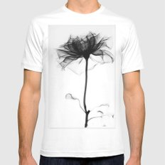 Pretty Xray Mens Fitted Tee SMALL White