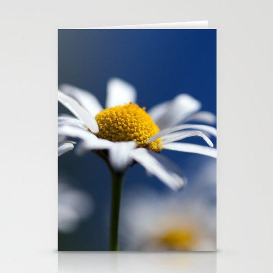Marguerite Daisy3609 Stationery Card