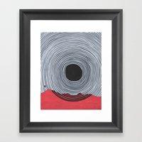 Langi Ghiran Framed Art Print