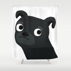 Pug - Cute Dog Series Shower Curtain