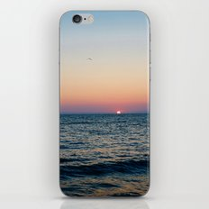 Dreamy Pastel Sunset iPhone & iPod Skin