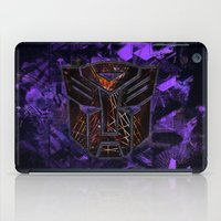 Autobots Abstractness - … iPad Case
