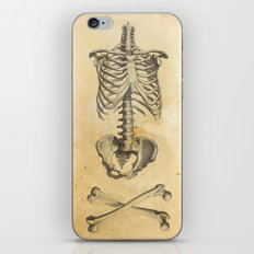 LIMINAL BEING N112 iPhone & iPod Skin