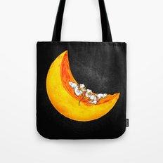 Mice & Moon Tote Bag