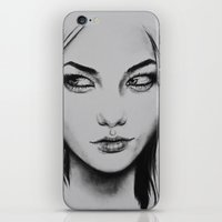 Sidelong  iPhone & iPod Skin