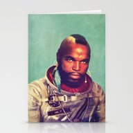 I Ain't Gettin On No Roc… Stationery Cards