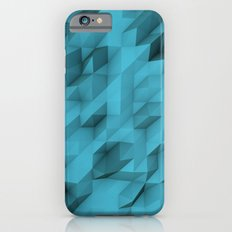 low poly texture iPhone 6 Slim Case