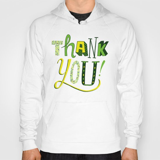 Thank You! Hoody
