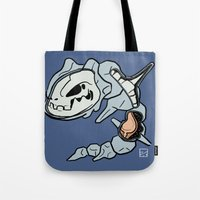 Steelix Anatomy Tote Bag