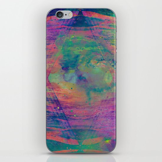 Ultra Violet iPhone & iPod Skin