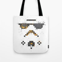 8-bit Trooper Tote Bag