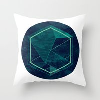 Thinking Of A Foreign Gi… Throw Pillow
