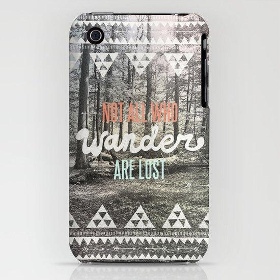 Wander iPhone & iPod Case