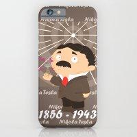 Nikola Tesla iPhone 6 Slim Case