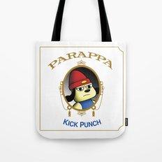 Parappa - Kick Punch Tote Bag